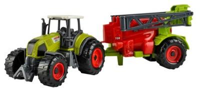 Sada farma s traktorem 2ks + stroje 4ks