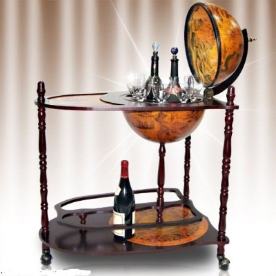 Barový stolek Globus GLBR02O > varianta 100x70x45cm