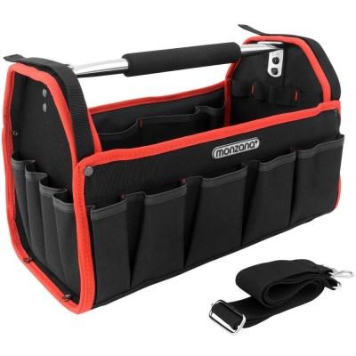 MONA746 taška na nářadí s kovovou rukojetí