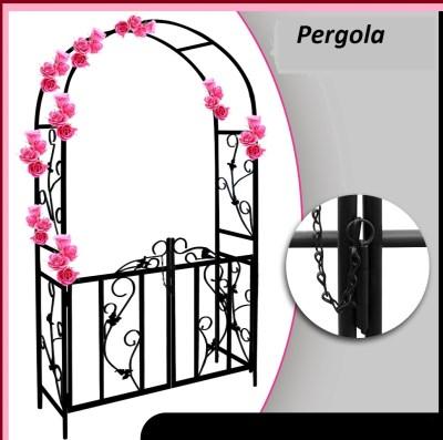 Pergola na popínavé rostliny branka> 115 cm x 37 cm x 225 cm