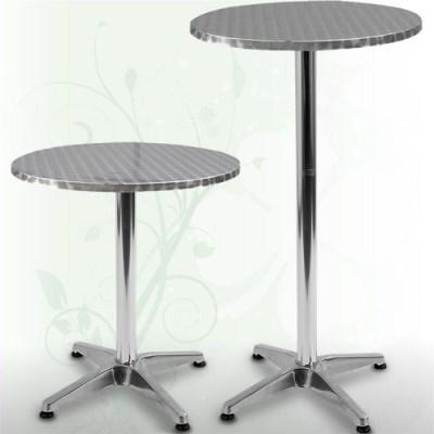 Barový stolek NEREZ BST02 2v1