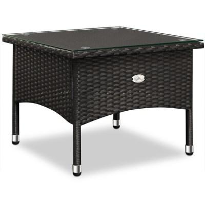 Ratanový stolek RT03 černý
