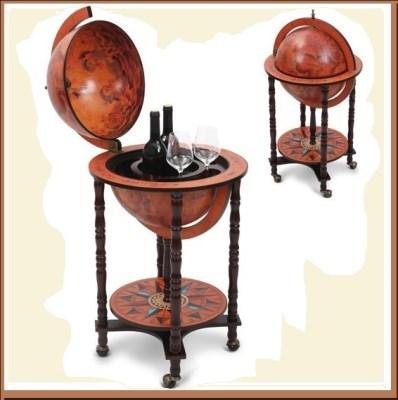 Barový stolek Globus GLBR010R > varianta 100x45x45cm