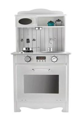 Dětská kuchyňka dřevěná AMÁLKA KD02