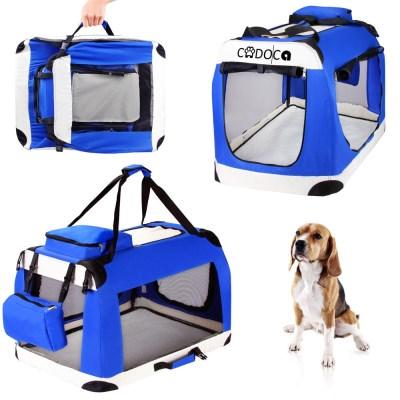 Cestovní síťovaná taška CADOCA L 81cm x 59cm x 59cm
