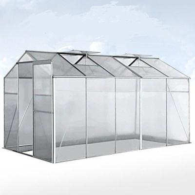 Skleník GWH05/2 JAGO 7m2 +4větrací okna