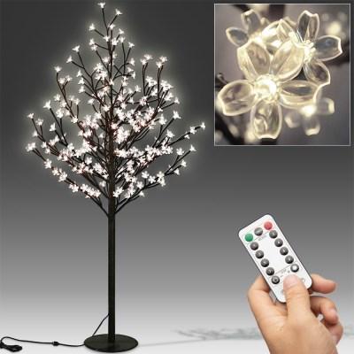 Svítící stromek třešňový květ s 200LEDs, 180 cm délka V / venkovní provoz