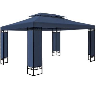 Zahradní altán pavilon Deuba ELDA 3x4m modrá