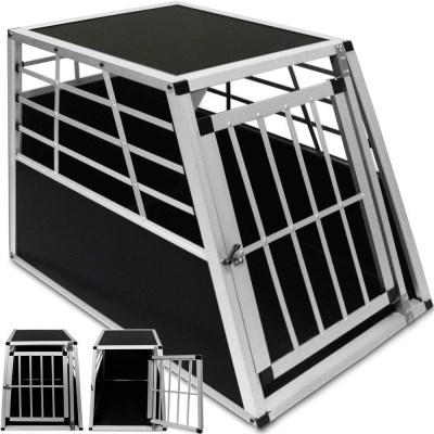 LEOPET cestovní box, přepravka pro psa 91 x 65 x 70cm