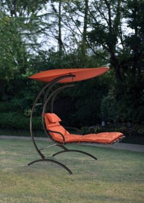 Závěsné houpací lehátko Vivere Original Dream Chair M02 červená