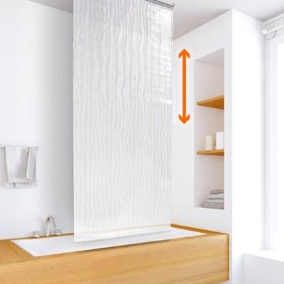 AQUAMARIN H02 sprchový závěs 140x240 cm