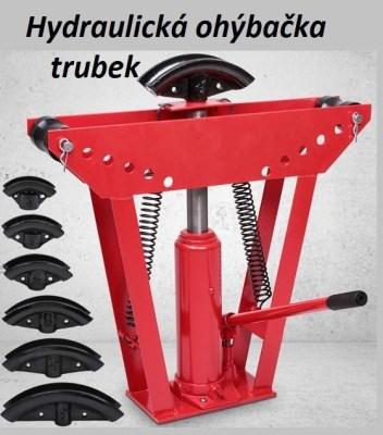 Hydraulická ohýbačka trubek Timbertech RBMS01