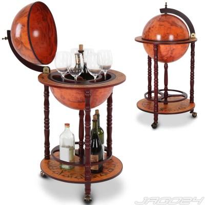 Barový stolek Globus GLBR02S > varianta 47/47/90 cm