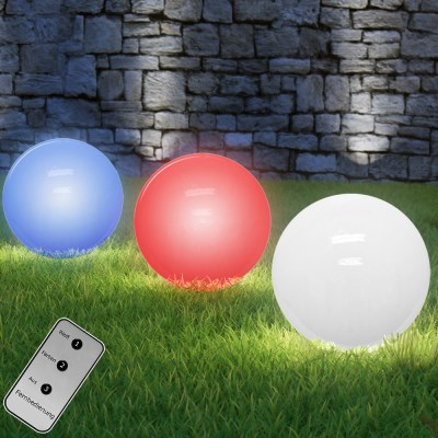 Solární zahradní koule SRL02- balení 3ks